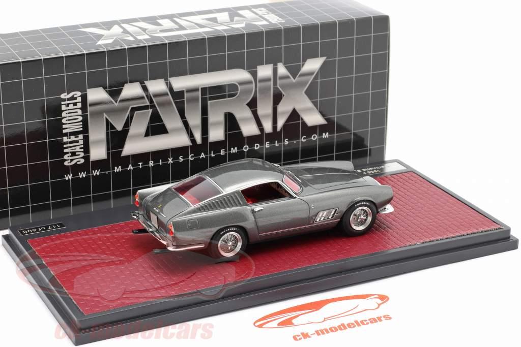Ferrari 250 GT Berlinetta Speciale Ano de construção 1956 cinzento metálico 1:43 Matrix