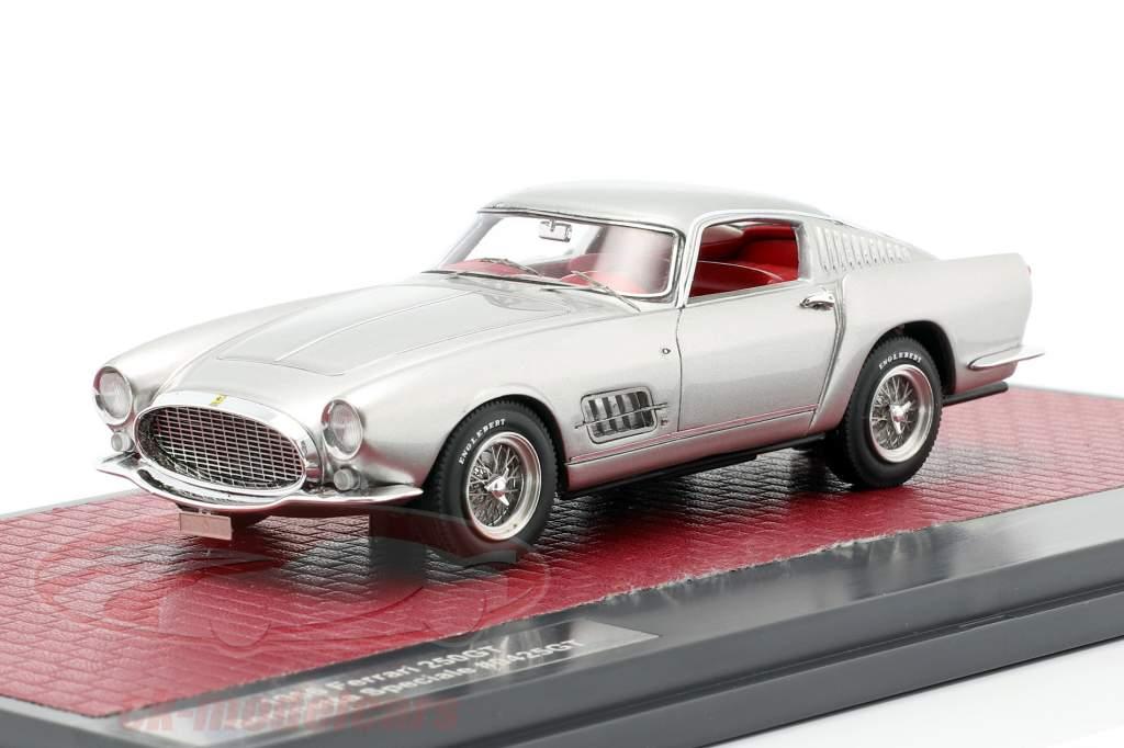 Ferrari 250 GT Berlinetta Speciale Baujahr 1956 silber metallic 1:43 Matrix