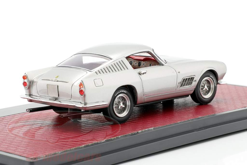 Ferrari 250 GT Berlinetta Speciale Année de construction 1956 argent métallique 1:43 Matrix