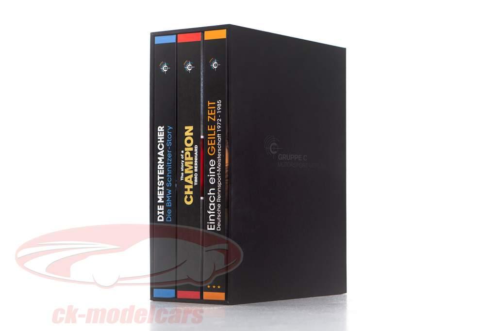 3-boekenset: TRIO - Super goed Tijd / Kampioenen maker / Timo verhaal