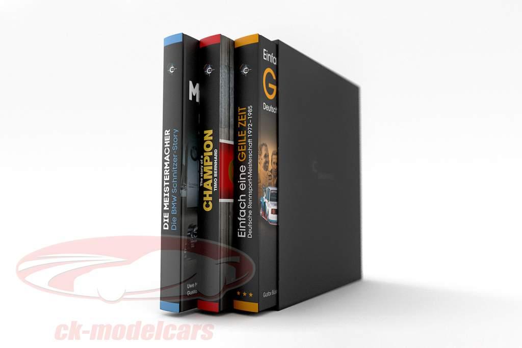Set da 3 libri: TRIO - grande Tempo / Champions creatore / Timo storia