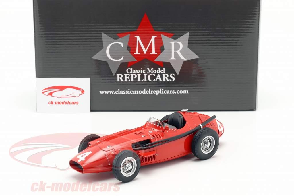 Jean Behra Maserati 250F #4 Frans GP formule 1 1957 1:18 CMR
