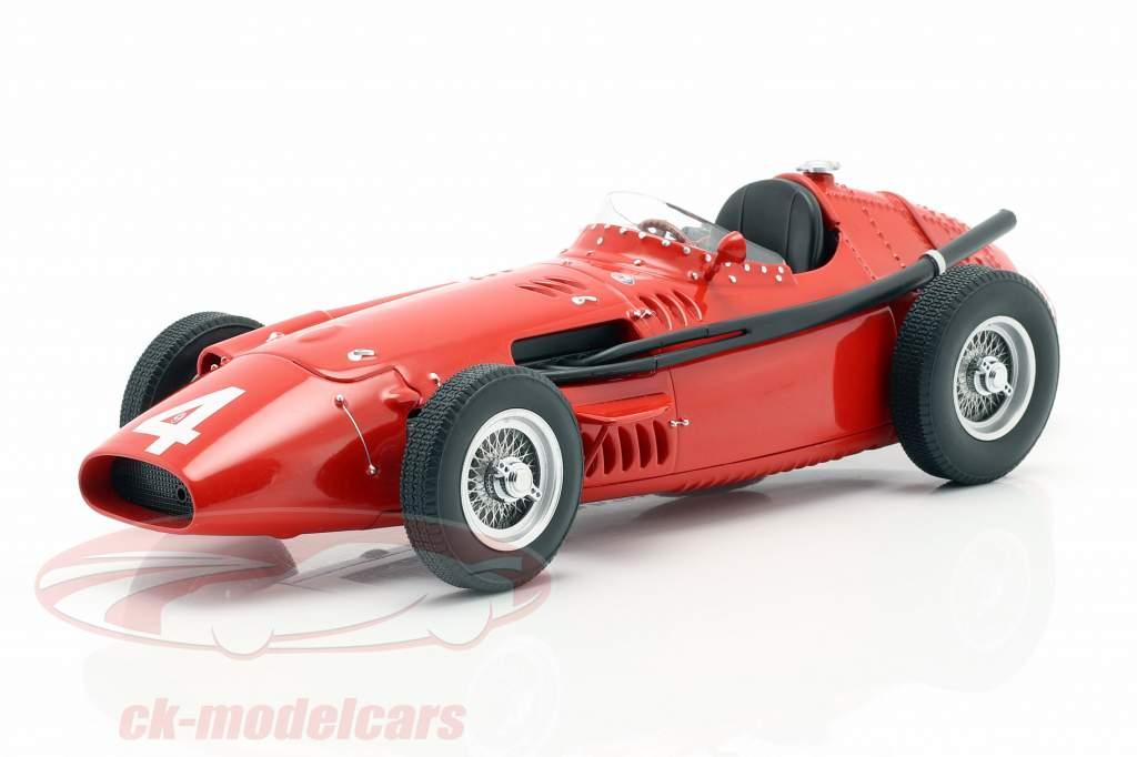 Jean Behra Maserati 250F #4 français GP formule 1 1957 1:18 CMR