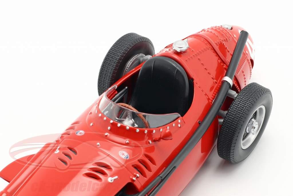 Jean Behra Maserati 250F #4 Frankreich GP Formel 1 1957 1:18 CMR