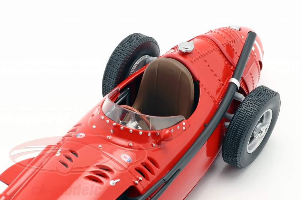 J. M. Fangio Maserati 250F #2 vencedora francês GP Campeão mundial F1 1957 1:18 CMR