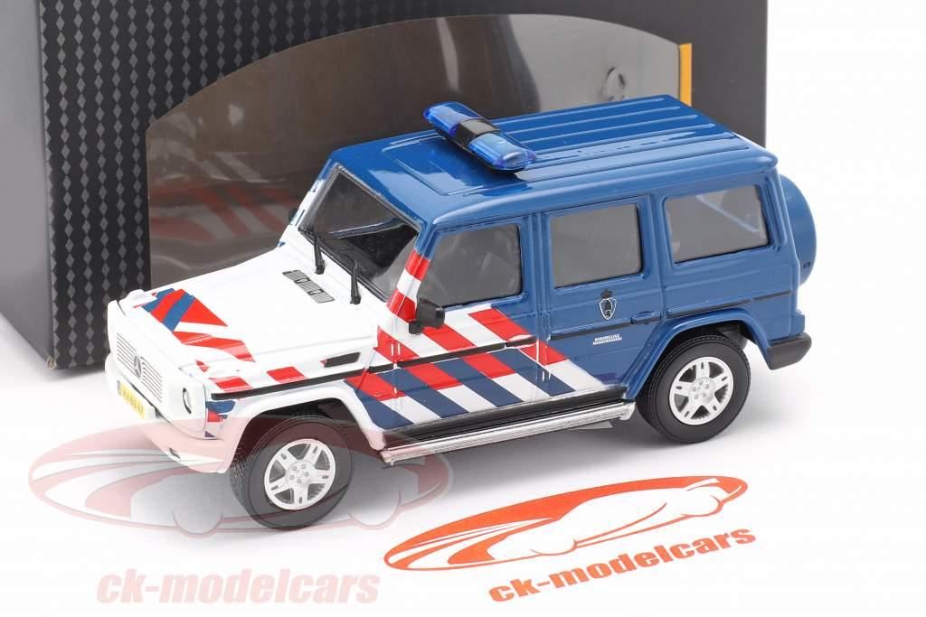 Mercedes-Benz Classe G polícia Militar Países Baixos 1:43 Cararama