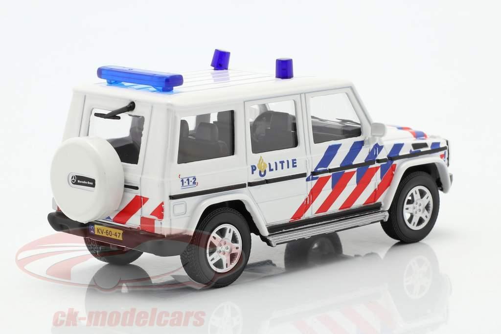 Mercedes-Benz G klasse Politie Nederland 1:43 Cararama