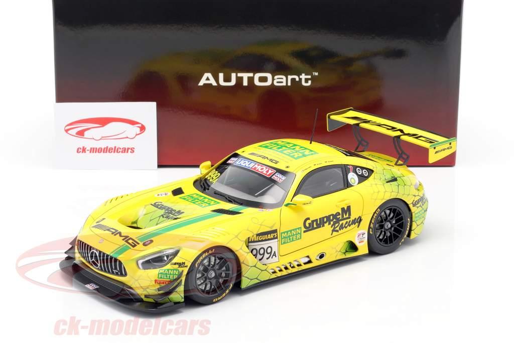 Mercedes-Benz AMG GT3 #999 3ro 12h Bathurst 2019 Buhk, Marciello, Götz 1:18 AUTOart
