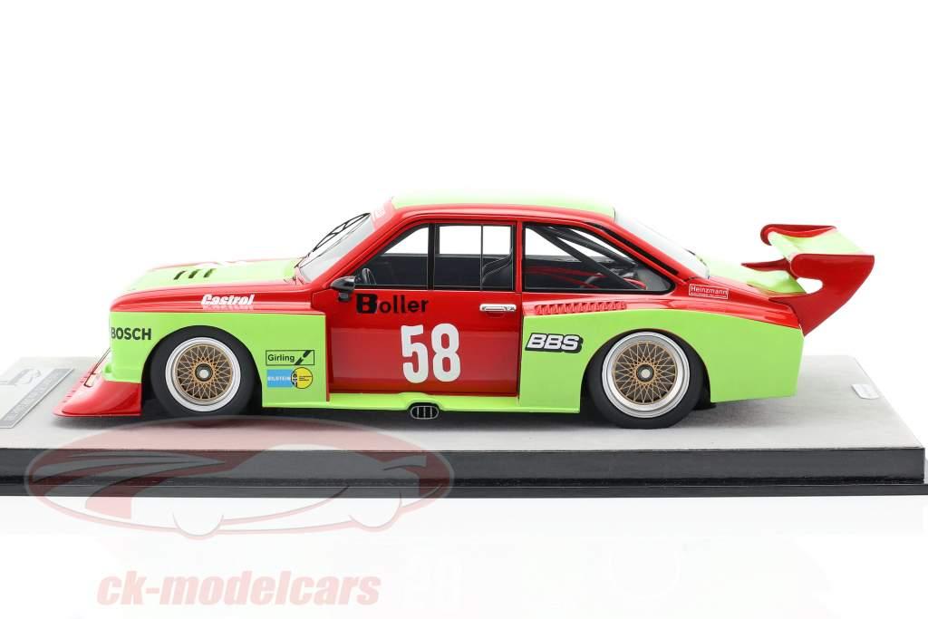 Ford Escort II RS Turbo #58 Westfalen-Pokal DRM Zolder 1980 Boller 1:18 Tecnomodel