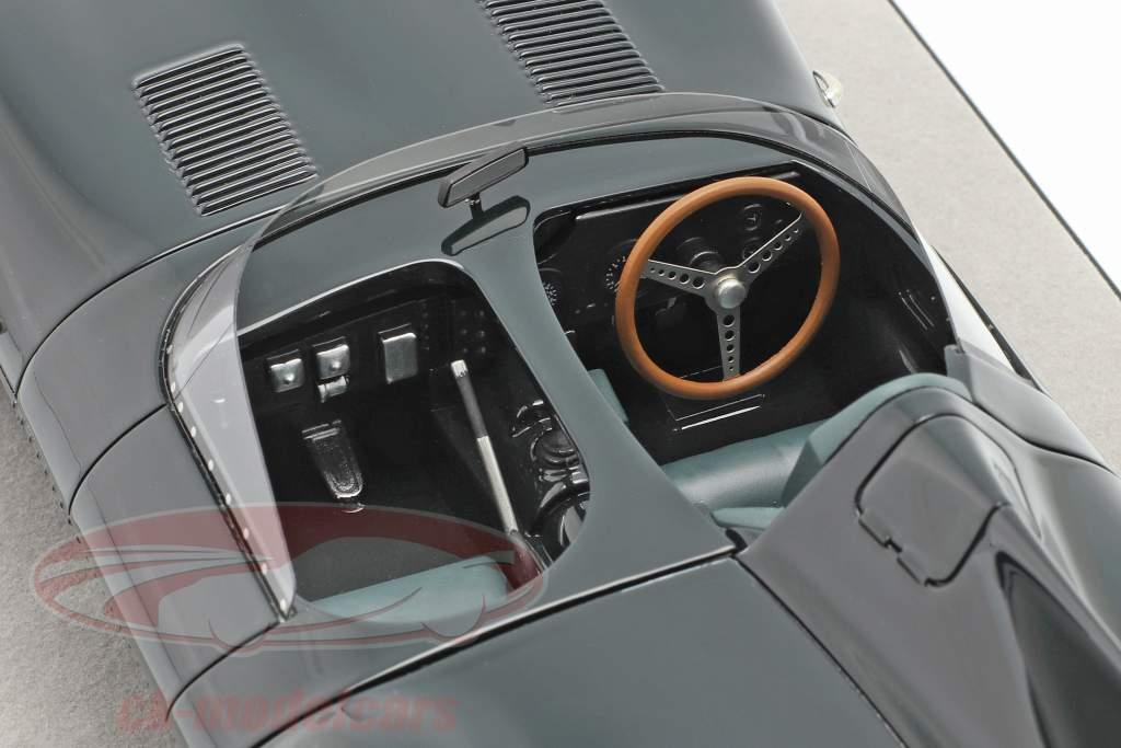 Jaguar D-Type stampa versione 1957 Britannico da corsa verde 1:18 Tecnomodel