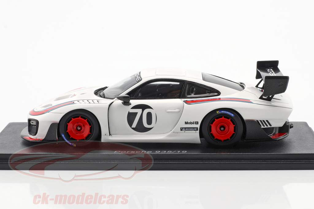 Porsche 935/19 #70 Martini Livery 2019 1:43 Spark