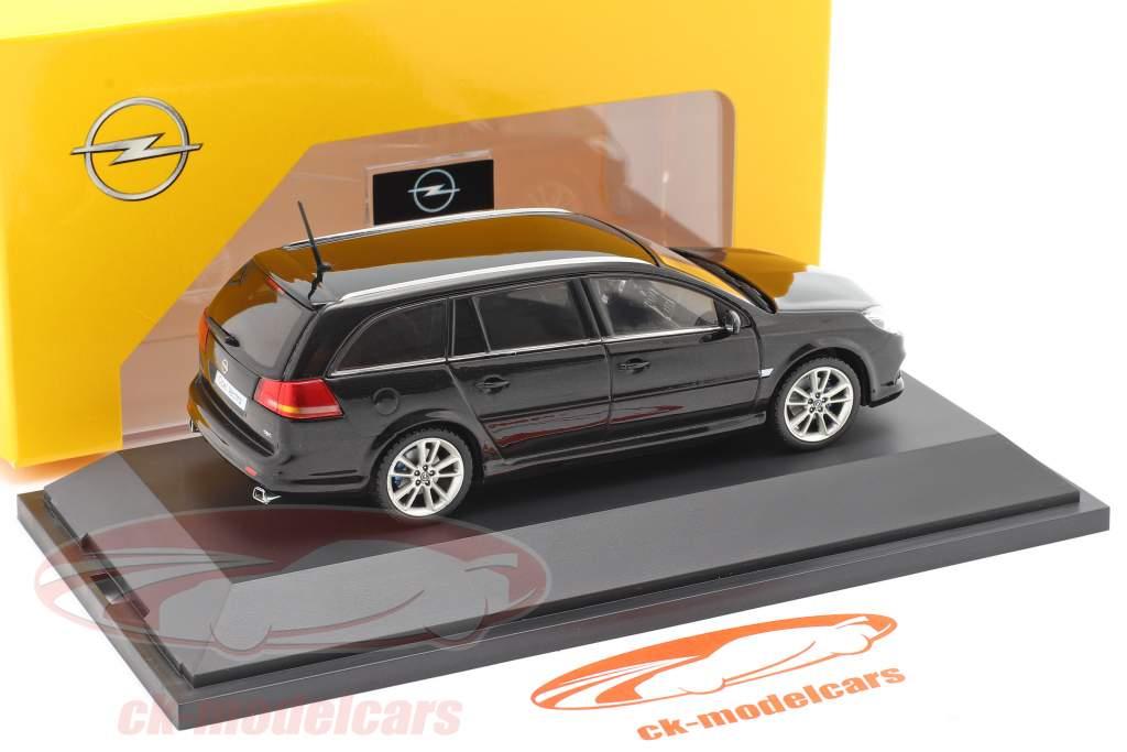 Opel Vectra Caravan OPC schwarz 1:43 Schuco