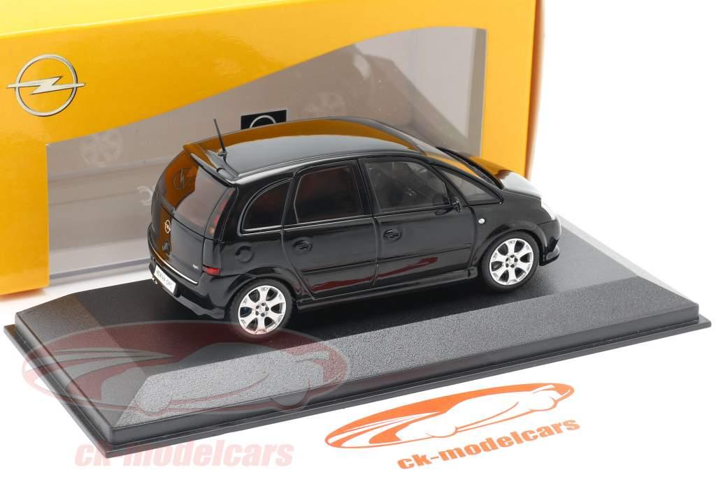 Opel Meriva OPC sort 1:43 Minichamps
