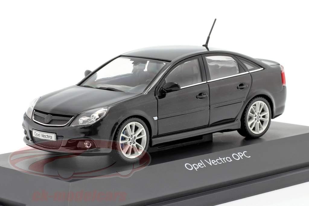 Opel Vectra OPC noir 1:43 Schuco