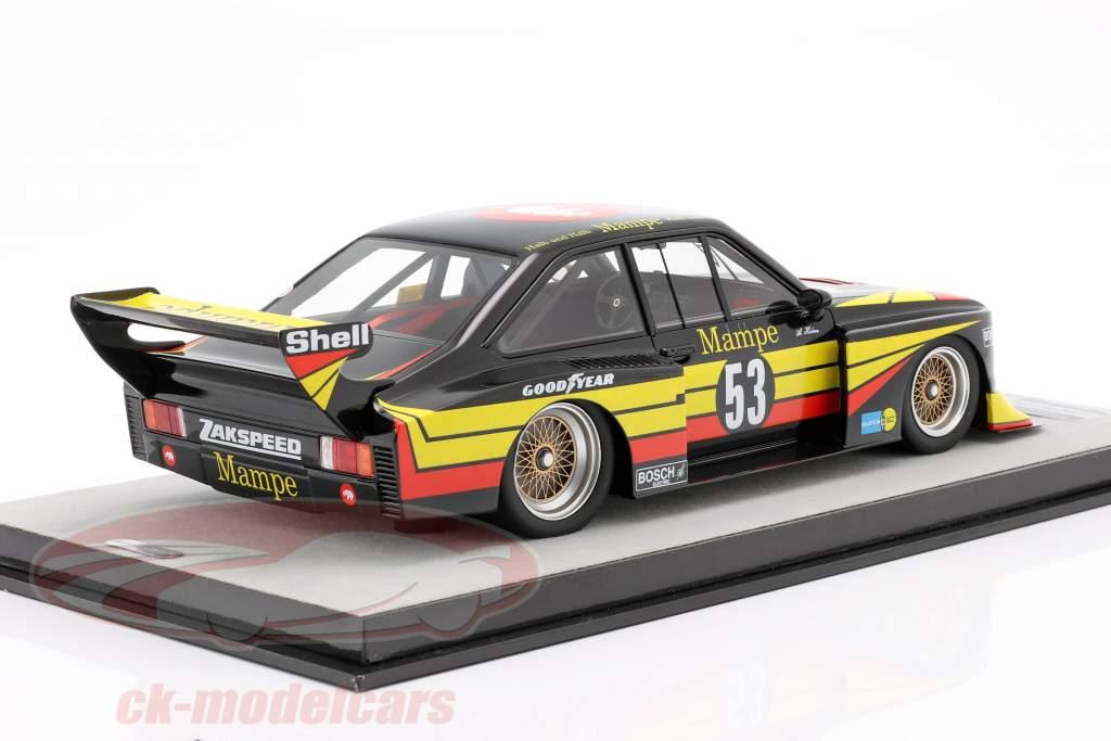 Ford Escort II RS Turbo #53 DRM Norisring 1978 A. Hahne 1:18 Tecnomodel
