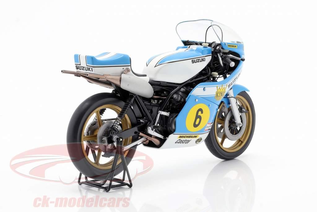 Suzuki XR 14 #6 GP Assen 1975 Barry Sheene 1:12 Minichamps
