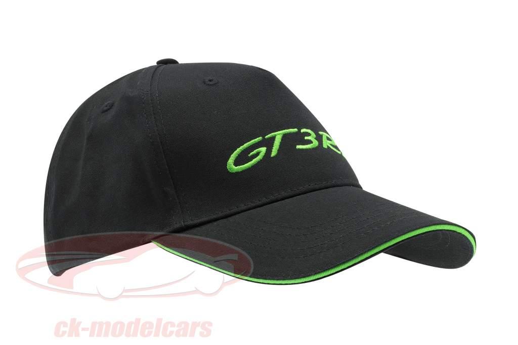Porsche Baseball-Cap GT3 RS black / green