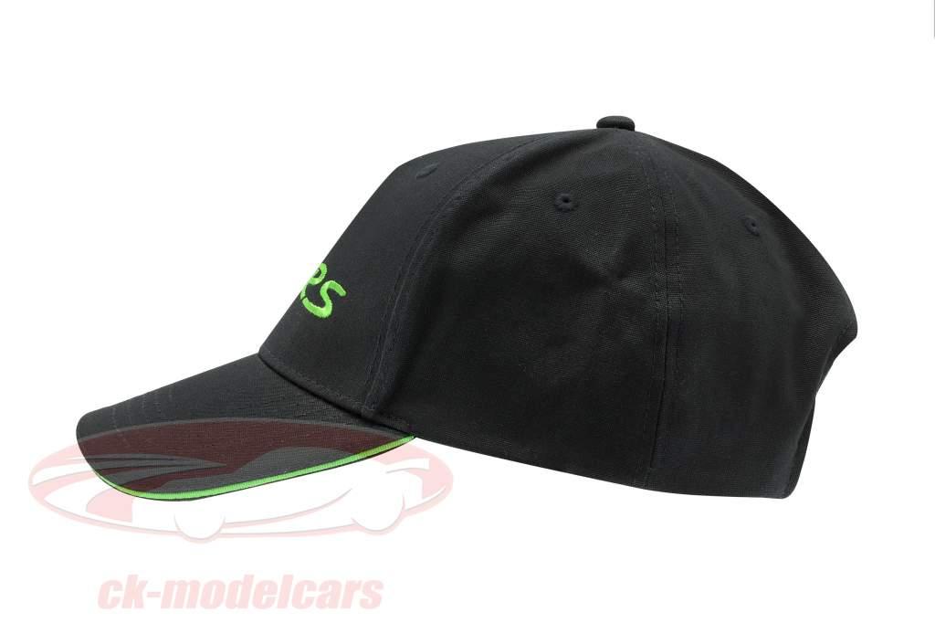 Porsche Baseball-Cap GT3 RS noir / vert