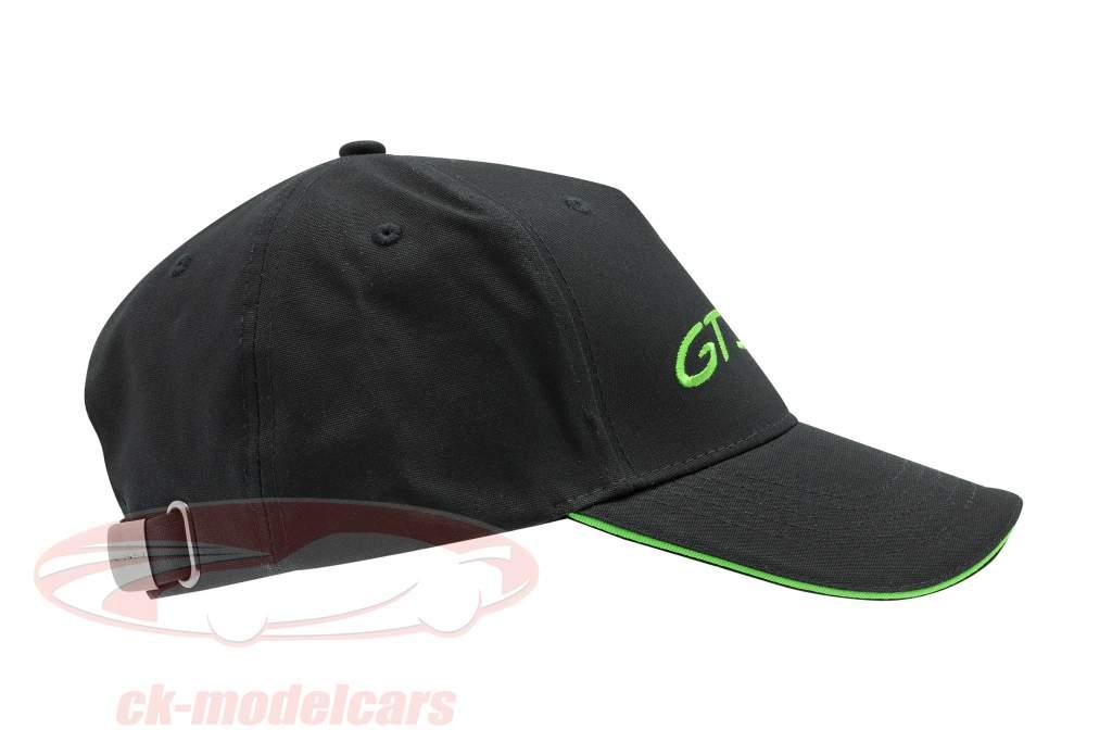 Porsche Baseball-Cap GT3 RS negro / verde