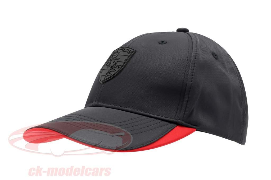 Porsche Baseball-Cap Con distintivo nero