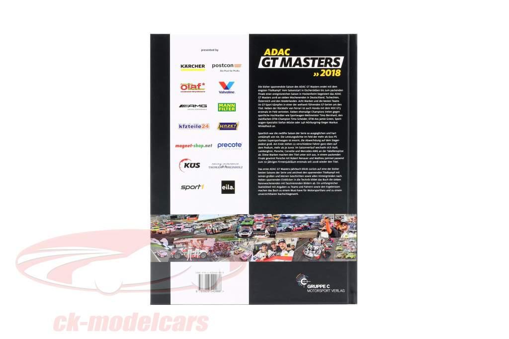 Buch: ADAC GT Masters 2018 von Tim Upietz / Oliver Runschke