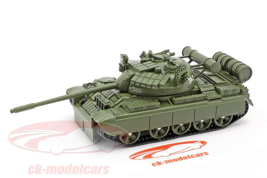 Panzer T-55 James Bond película coche Goldeneye 1:50 Ixo