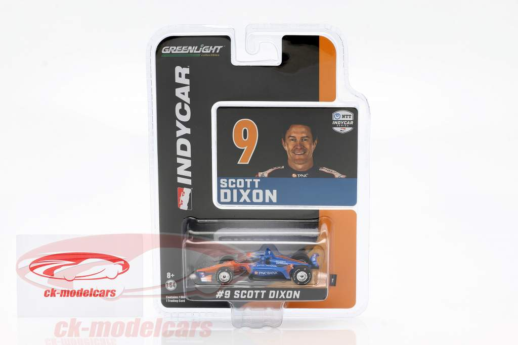 Scott Dixon Honda #9 Indycar Series 2020 Chip Ganassi Racing 1:64 Greenlight