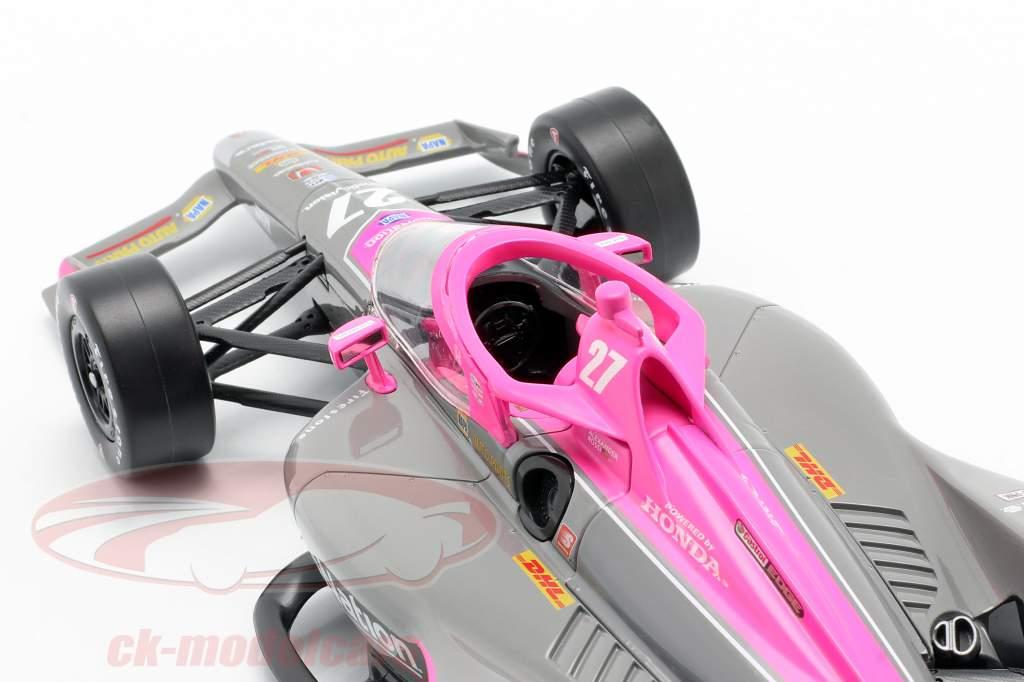 Alexander Rossi Honda #27 Indycar Series 2020 Andretti Autosport 1:18 Greenlight