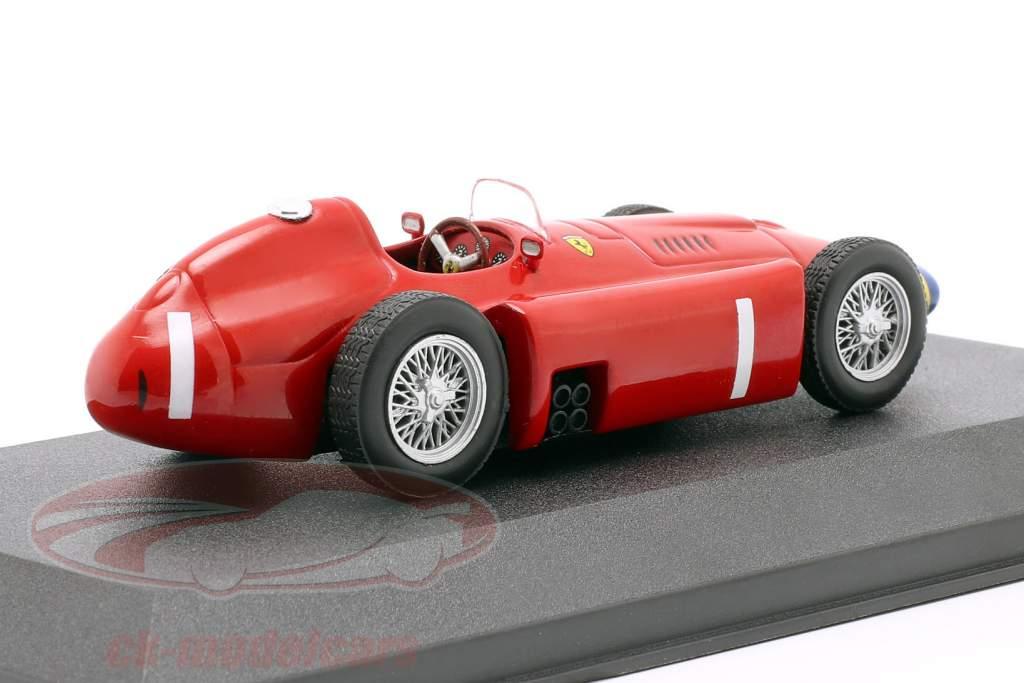 Juan Manuel Fangio Ferrari D50 #1 verdensmester formel 1 1956 1:43 Atlas
