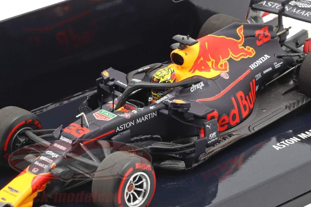 Max Verstappen Red Bull Racing RB15 #33 vencedora austríaco GP F1 2019 1:43 Minichamps