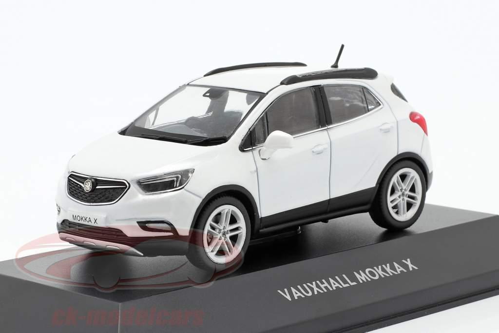 Vauxhall (Opel) Mokka X abalone hvid 1:43 iScale