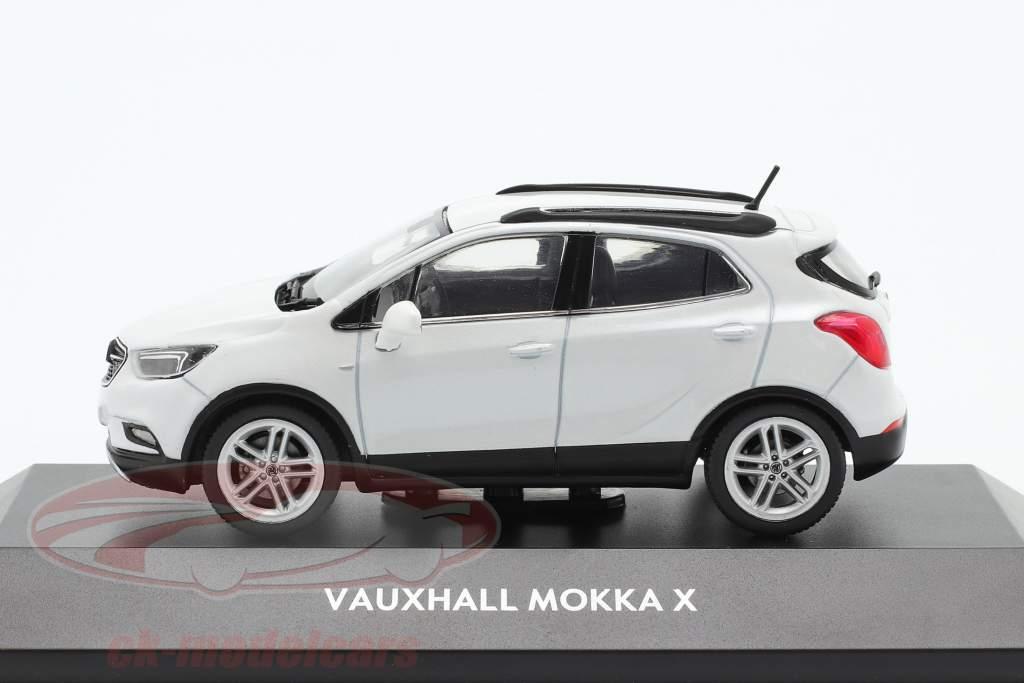 Vauxhall (Opel) Mokka X abalone bianca 1:43 iScale