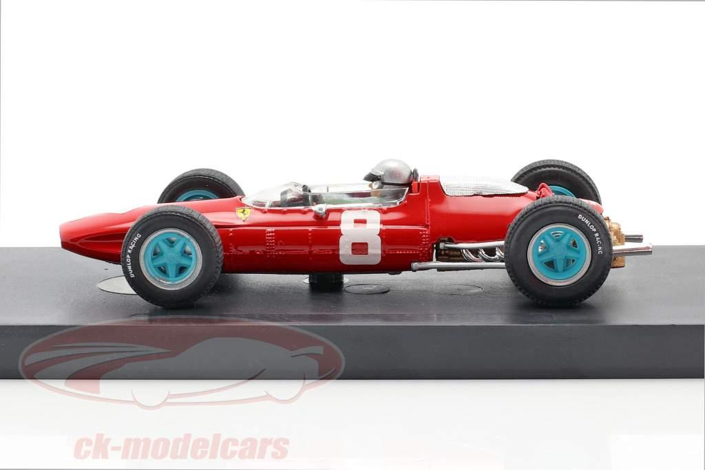 L. Bandini Ferrari 156 #8 GP Austria formula one 1964 1:43 Brumm