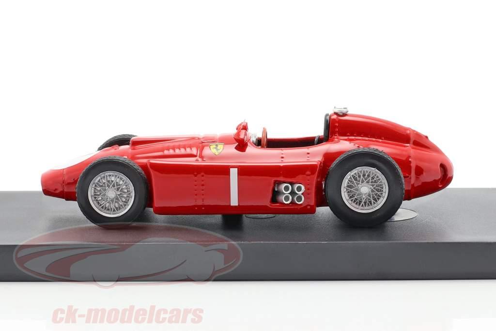 J.M. Fangio FerrariD50 #1 GP Great Britain F1 1956 1:43 Brumm