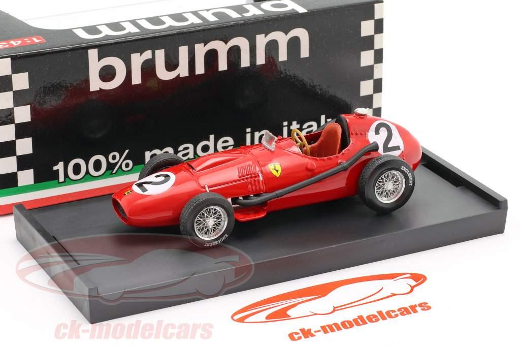 M. Hawthorn Ferrari D246 #2 GP Grande Bretagne F1 1958 1:43 Brumm