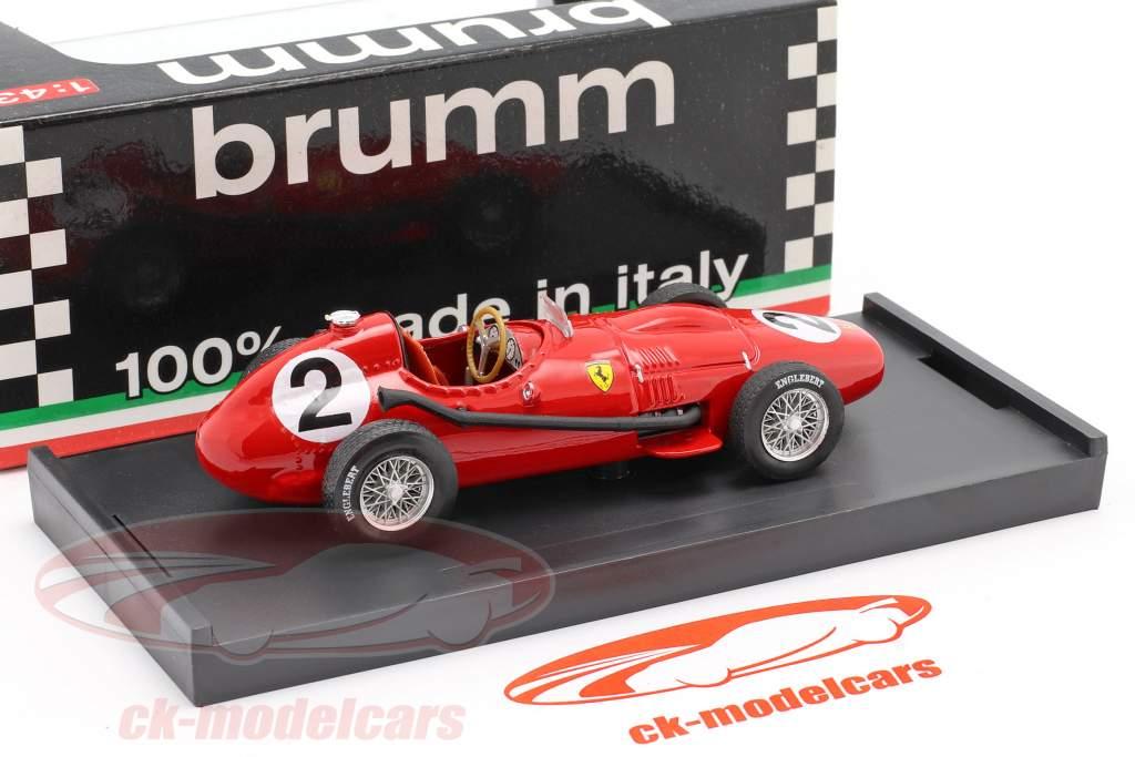 M. Hawthorn Ferrari D246 #2 GP Great Britain F1 1958 1:43 Brumm