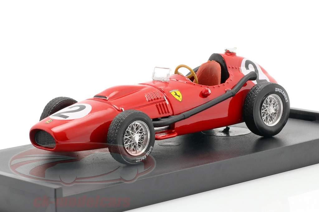 M. Hawthorn Ferrari D246 #2 GP Groot Brittanië F1 1958 1:43 Brumm