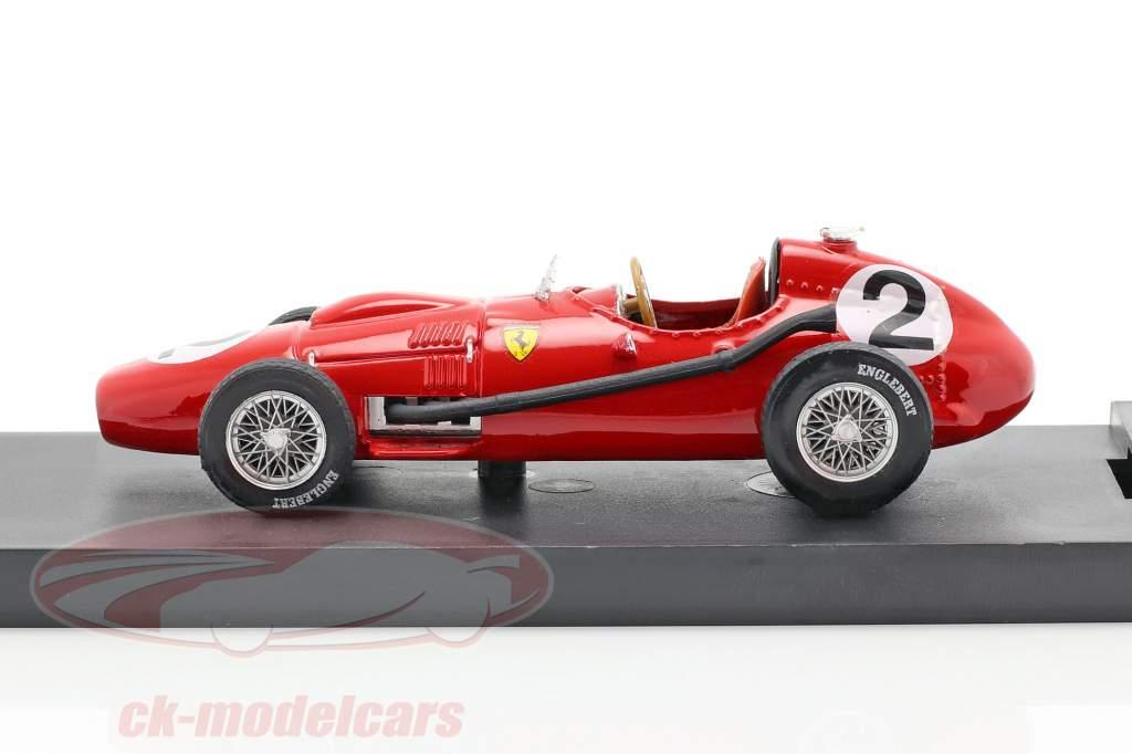 M. Hawthorn Ferrari D246 #2 GP Grã Bretanha F1 1958 1:43 Brumm