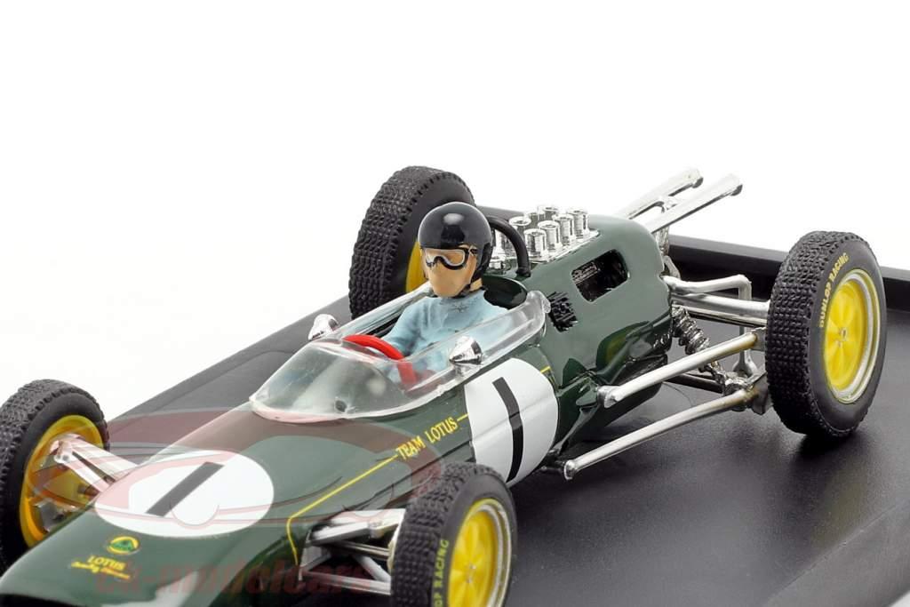 Jim Clark Lotus 25 #1 World Champion Belgium GP formula 1 1963 1:43 Brumm