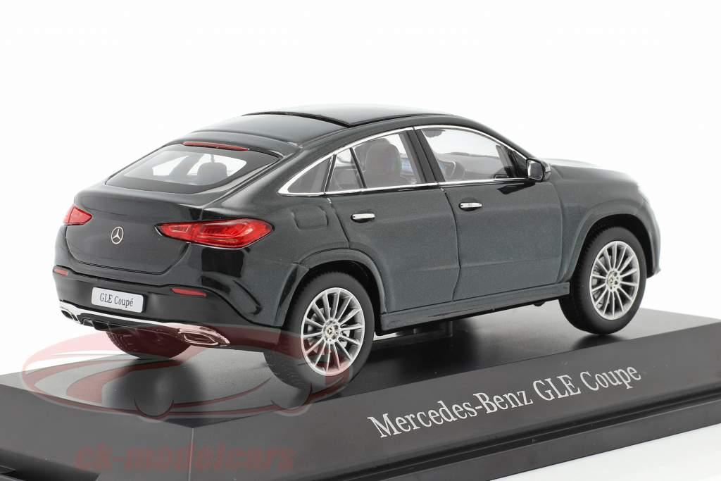 Mercedes-Benz GLE Coupe (C167) 2020 esmeralda verde metálico 1:43 iScale