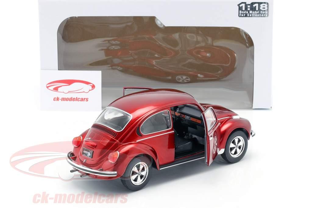 Volkswagen VW Escarabajo 1303 Año de construcción 1974 custom rojo 1:18 Solido