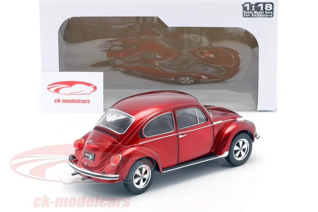 Volkswagen VW scarafaggio 1303 Anno di costruzione 1974 custom rosso 1:18 Solido