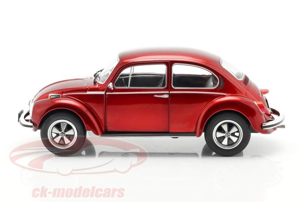 Volkswagen VW Käfer 1303 Baujahr 1974 custom rot 1:18 Solido
