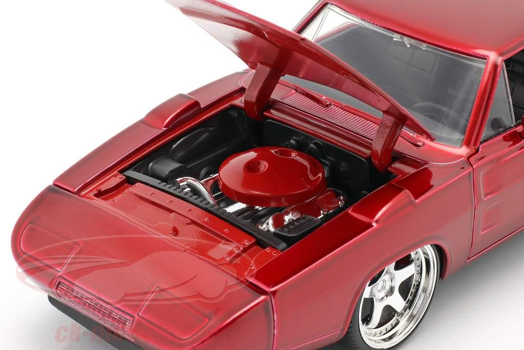 Dodge Charger Daytona Baujahr 1969 Fast and Furious 6 2013 rot 1:24 Jada Toys