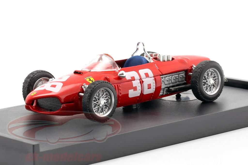 Phil Hill Ferrari Dino 156 F1 GP Monaco 1961 1:43 Brumm