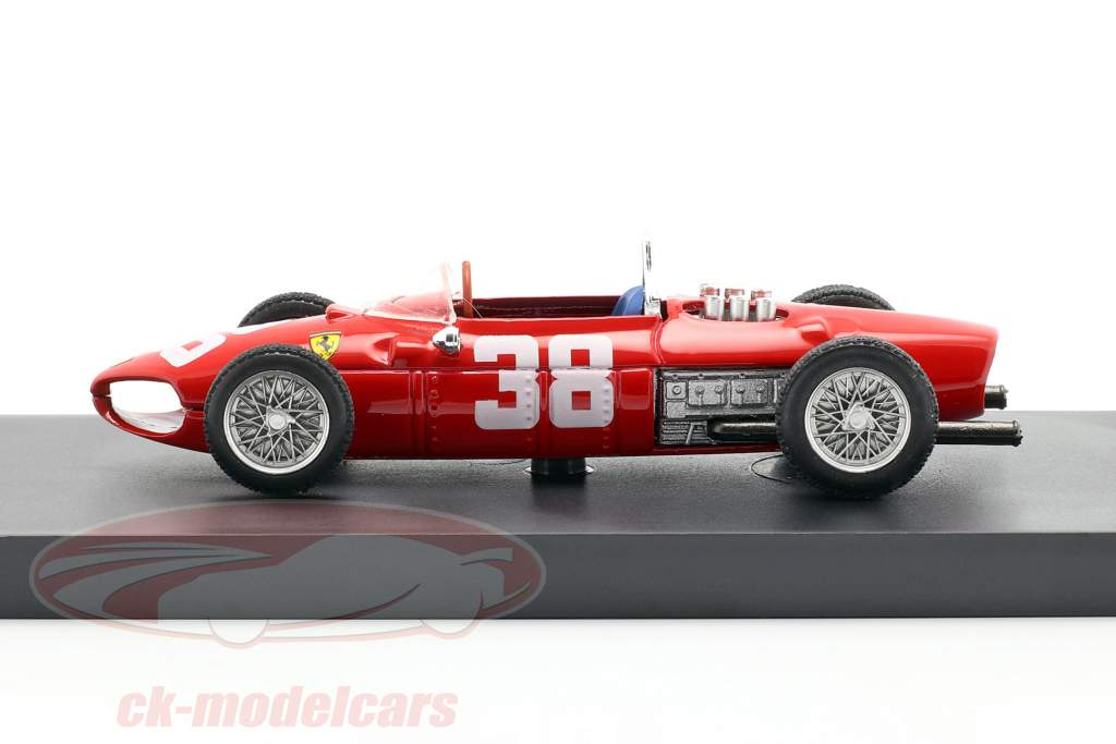 Phil Hill Ferrari Dino 156 F1 GP de Monaco 1961 1:43 Brumm