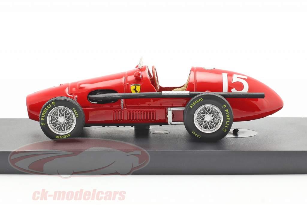 Ascari Ferrari 500F di Formula 1 Campione del Mondo 1952 1:43 Brumm