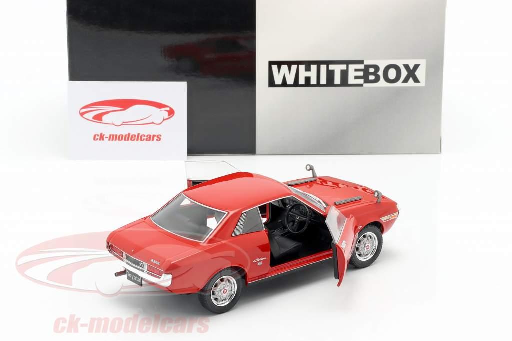 Toyota Celica GT rød 1:24 WhiteBox