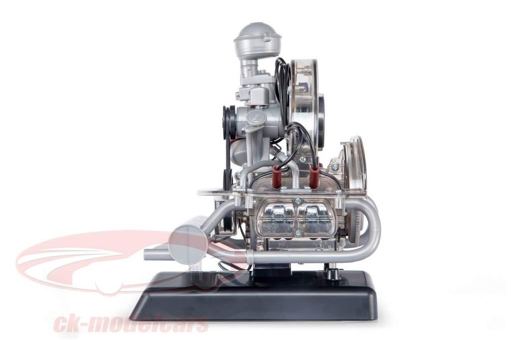 Volkswagen VW Pretzel bille 4-cylindret boksermotor 1946-1953 Kit 1:4 Franzis