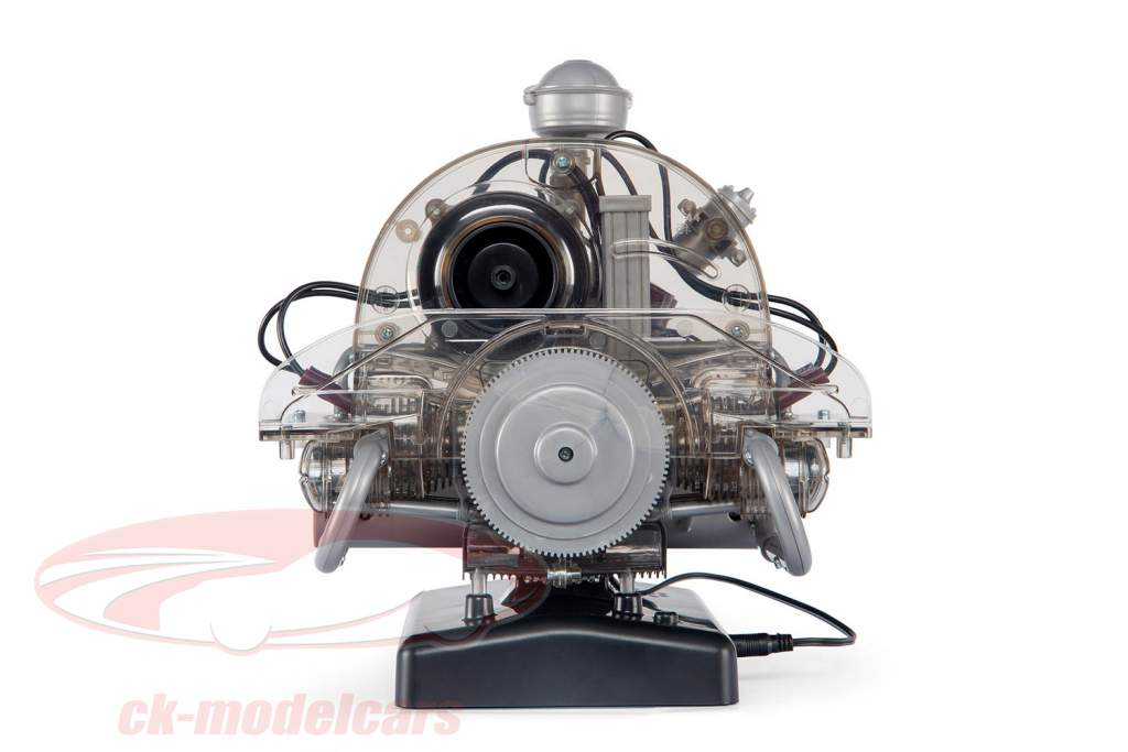 Volkswagen VW Brezelkäfer 4-Zylinder-Boxermotor 1946-1953 Bausatz 1:4 Franzis